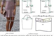 šití šaty