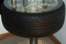 Tire decor