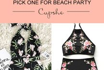 BEACH PARTY SWIMSUITS 2017