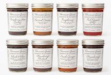 Honey and Jam Packaging Design