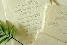 J and C Wedding Invitations
