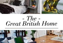 The Great British Home / If you saw The Sunday Times this weekend you may have spied an article starring Sir Philip Green and a range of BHS interiors. We styled up a British home with all BHS homewares, furniture and lighting especially for the shoot. And in case you missed it, or fancied a few pieces for yourself, then here are our top picks. / by BHS UK