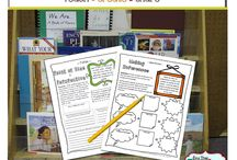 4th grade literacy / by Elizabeth Klein