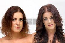 Red Carpet Hairstyle / Dzięki dostępnym metodom przedłużania Racoon, nadajemy włosom naturalne objętości, a krótkie przedłużamy do miękkich i długich skrętów. Zobacz jak wspólnie z marką Racoon, liderem w dziedzinie przedłużania włosów, uzyskaliśmy perfekcyjny efekt glamour!  Kategoria: Przedłużanie włosów Technika: Łączenie pasemek włosów woskiem keratynowym Edukator: Danuta Gonera  Kategoria: Przedłużanie włosów Technika: Stylizacja ze strzyżeniem Stylistka: Weronika Dobrzyńska