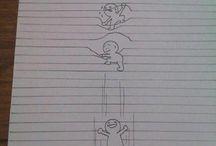 #ilustrações / #desenhos