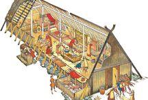 Long House / Long houses