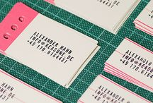Business Cards / by Jacie Shoaf