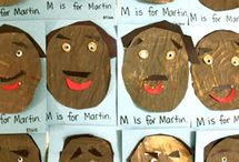 Martin Luther King Jr. / Activities for Martin Luther King Jr. / by Sheryl @ Teaching 2 and 3 Year Olds