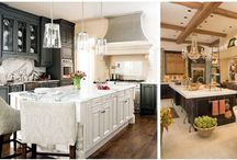 Make Your Kitchen the Heart of the Home / You can quickly make your kitchen the inviting heart of your home with some décor tips that are as beautiful as they are easy to adopt. It's important to understand what an inviting kitchen actually means. To some it might mean clean surfaces while to others it means accessibility. Why not combine the two by bringing together high-end furnishings, design and architecture with a clean look and feel that's still organized and welcoming without it looking too polished.