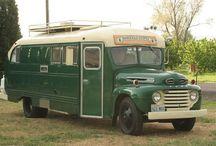 Van bus dream