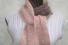 Fashion/Hand-kniiting / Luxury handknitted  items for women/girls / by designbyelena
