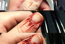 sfx Make up
