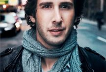 Josh Groban : man with amazing vocal talents / Since I first saw him on the tv show 'Ally McBeal' I have enjoyed his singing. Many years a fan.