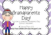 Grandparents / by Carolyn Wilhelm, NBCT, Wise Owl Factory