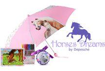 Horses Dreams / Úžasná kolekce určená zejména pro mladé dívky, které se zajímají o módu a nejnovější trendy.