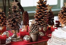 Christmas decor ideas/crafts / by Soni