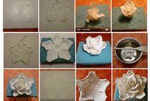 Sugar paste flowers / by Lucy Machado
