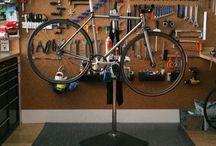 Kerékpár műhely