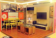 Homelane showroom, Kanakpura