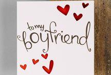 Boyfriend card