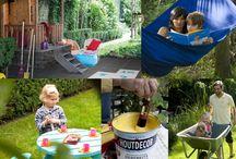 Tuin inspiraties / Of het nu een mooi terras is van sierbestrating, een mooie schutting voor de privacy, een overkapping of veranda om het seizoen te verlengen, kunstgras voor de kinderen.... Een tuin nieuwe begint met ideeën op doen!