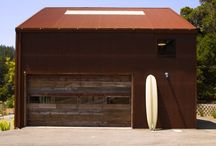 contemporary barns & workshop buildings