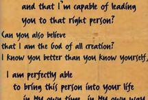 God's faithfullness