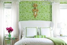 Bedroom ideas  / by Michelle Coufos Keating