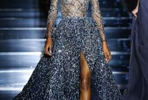 You betta WERK!!! / Fashion that works the runway... Haute couture.
