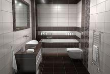 SOFT LUXURY / Σχεδιασμός και φωτορεσλιστική απεικόνιση μπάνιου σε κατοικία στην περιαστική περιοχή Θεσσαλονίκης. Ο χώρος έχει διαστάσεις 2,00 x 3.50 m και το τελικό ύψος διμορφώθηκε στα 2.40 m.