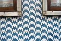 TILE / Fascination of tiles