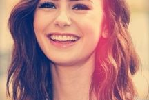 Lilly Collins♥