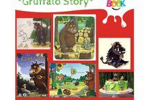 Gruffalo Story / Dalle origini all'app! Leggi l'articolo dedicato al Gruffalo su http://www.milkbook.it/gruffalo-15-anni/