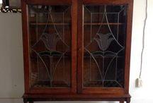 Antique Bookcase,Cabinet / イギリス、フランス、ヨーロッパ、アメリカのアンティークブックケース、キャビネットです。