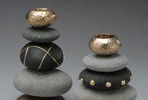déco pierres