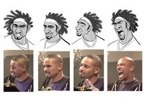 Acting, expressions