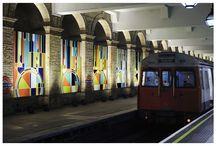 art on the underground