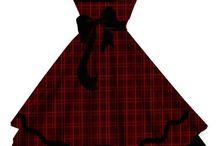 vestido pinup
