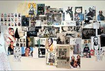 Harper's Bazaar Moodboard / La revista de los niños que mueven el mundo...
