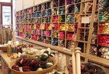 Tienda de lanas / Lanas h tejidos