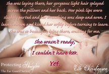 Teasers / Teasers for my books!