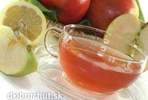 Recepty - čaje