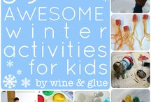TruMoo Family Fun: Winter Edition / Fun activities for cold winter days / by TruMoo Milk
