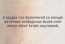 Quotes :) / by Jillian Maracle