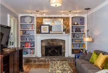 Bookshelf Ideas / by Olivia Neal
