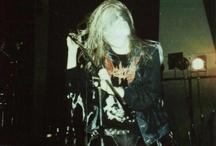 black metal / inspired by satan
