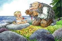 Illustrasjon Rolf Lidberg