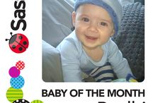 Baby of the Month / Sassy's Babies of the Month!