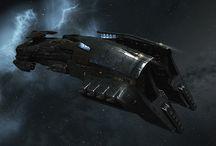 Future starship's