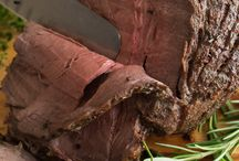 Beef & pork - roast/grill/steak/ / Red meat is the best if you know how to cook...